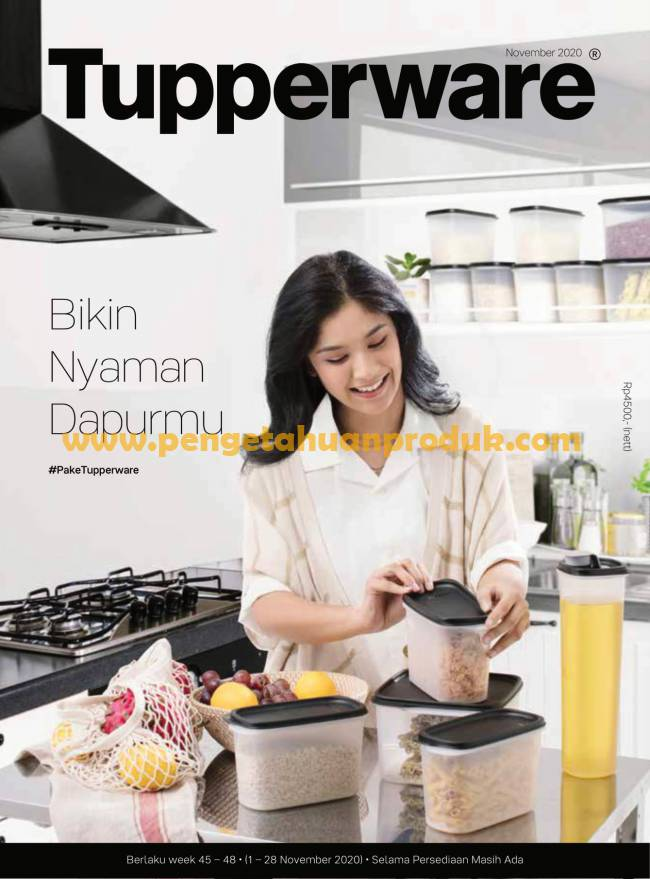 Katalog Tupperware Promo Brosur November 2020