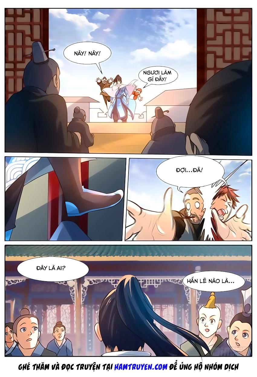 Ngự Thiên chap 13 - Trang 9