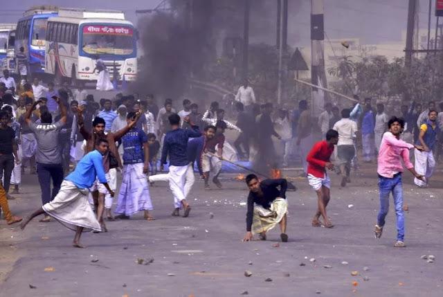 Tushar Arun Gandhi Tolak UU Diskriminasi Muslim India