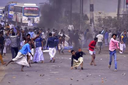 Protes UU Kewarganegaraan di India Berujung Pengerusakan