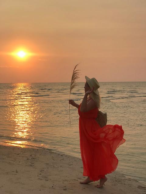 Таиланд, остров Чанг, пляж Клонг Прао (Thailand, Koh Chang, Klong Prao Beach)