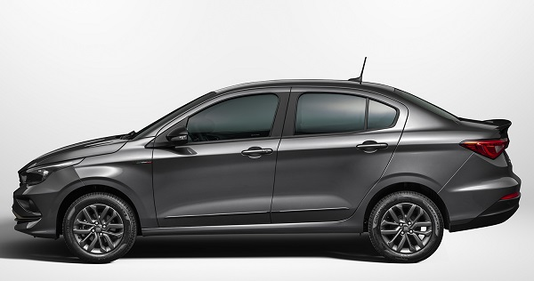 Fiat Cronos S-Design II