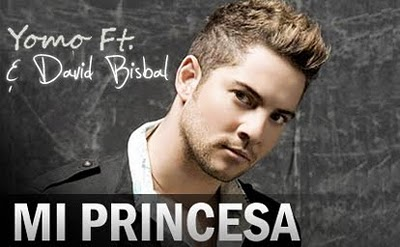 mi princesa david bisbal ft yomo mp3