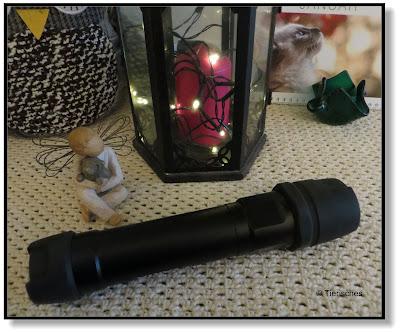 neue Taschenlampe