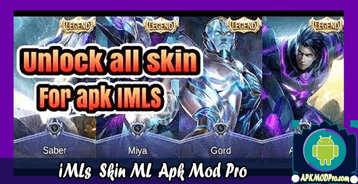 Download IMLS ML Mod Apk v1.8.5 Terbaru 2020 Buka Semua Skin Mobile Legends