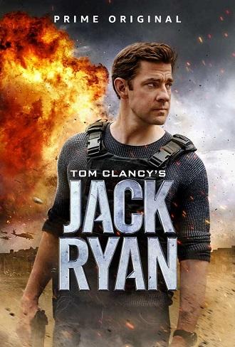 Jack Ryan S02 (2019) Hindi Dual Audio Complete 720p HDRip 2.5GB