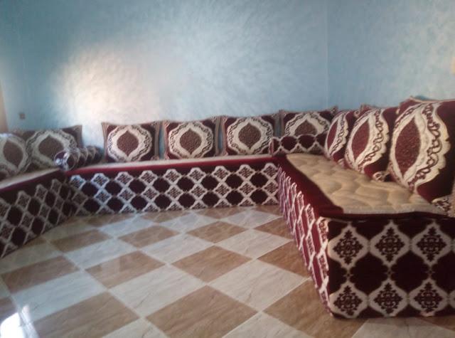 صالونات مغربية راقية