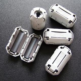 Magnet Ferrite TDK ZCAT Japan penambah performa kendaraan motor/mobil
