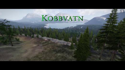 Arma3用ノルウェーのKobbvatn マップ MOD