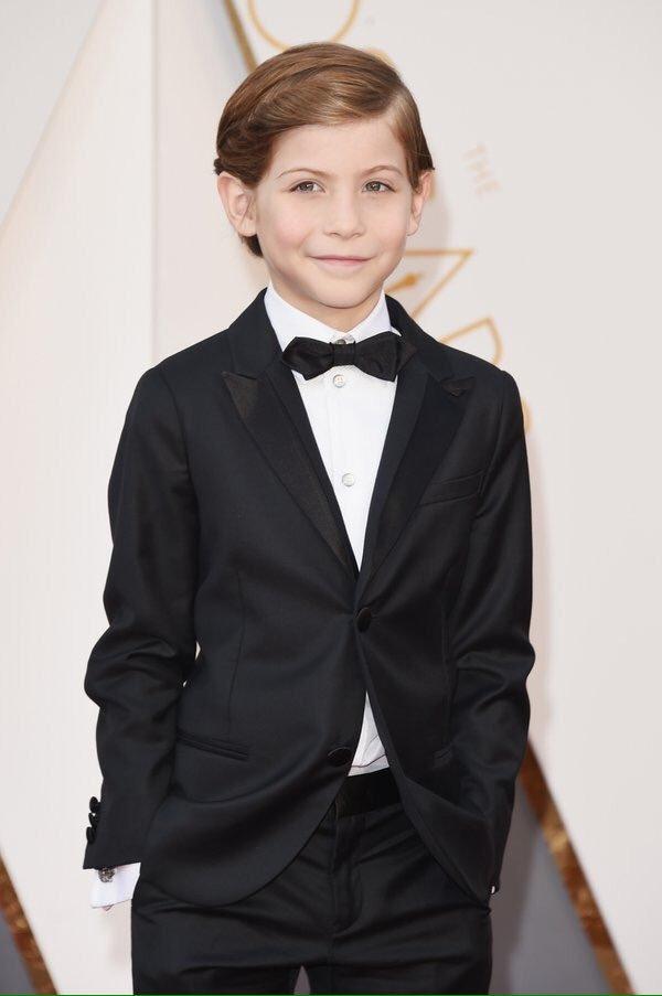 Oscars 2017: Jacob Tremblay