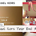 Michael Kors Year End 大减价!包包折扣高达50%![所有分行]