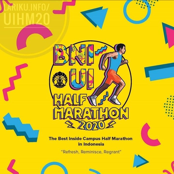 BNI UI Half Marathon • 2020