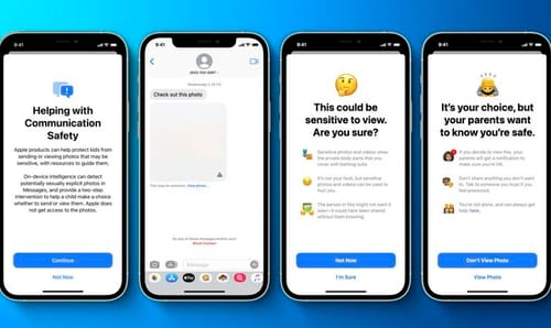 Apple delays controversial child protection features