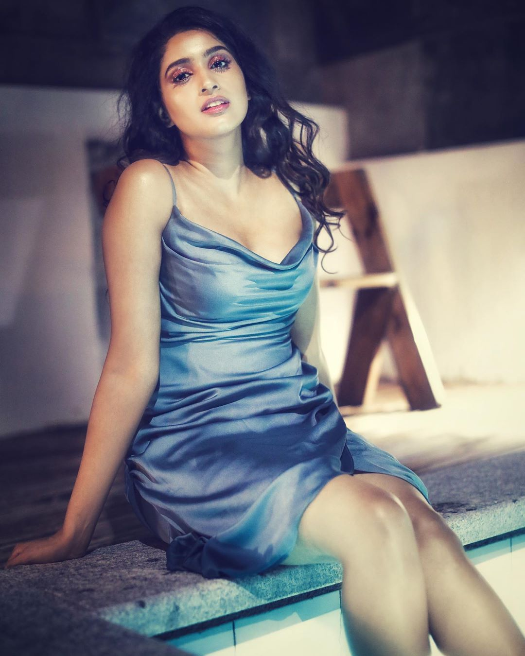 Tanya Ravichandran Hot Photoshoot