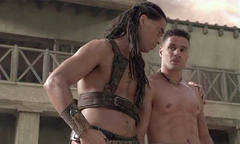 Spartacus scene di sesso gay