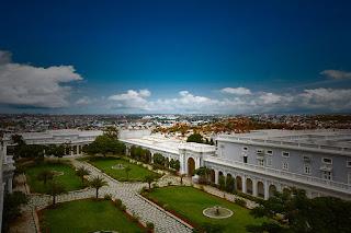 Taj Falaknuma Palace most expensive hotels in India
