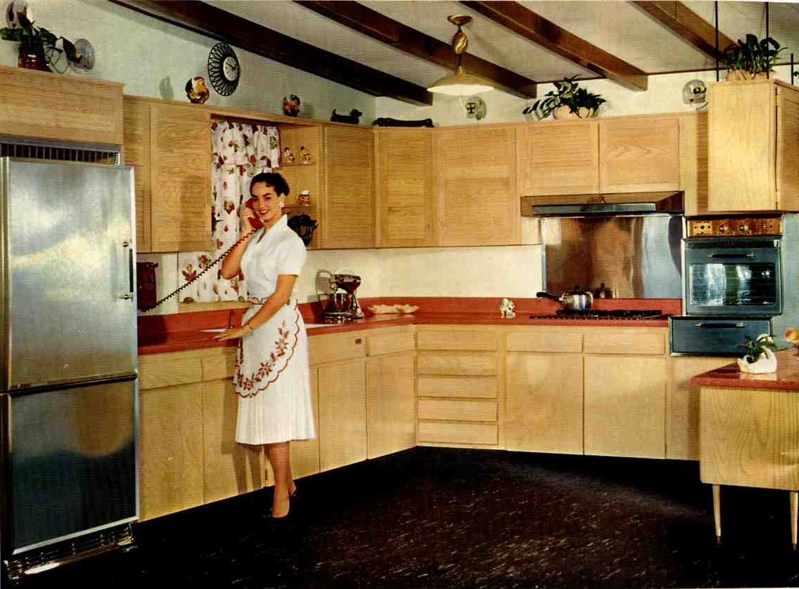 Vintage Clothing Love: Vintage Kitchen Inspirations - 1960's