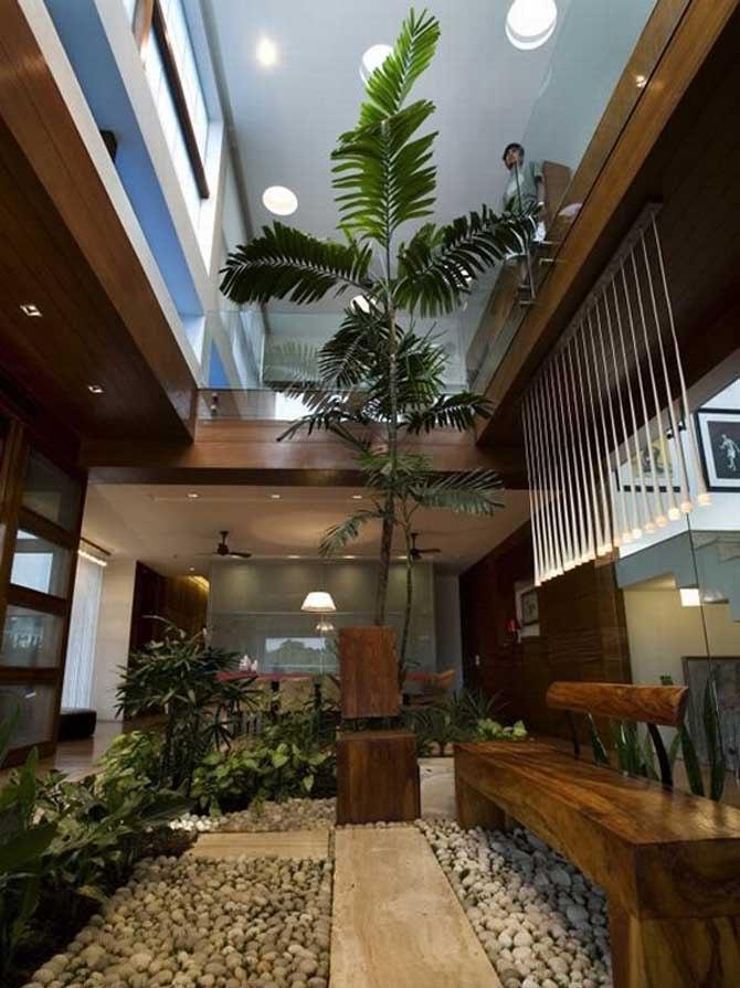 Modern Luxury House Design New Delhi Residence Pictures