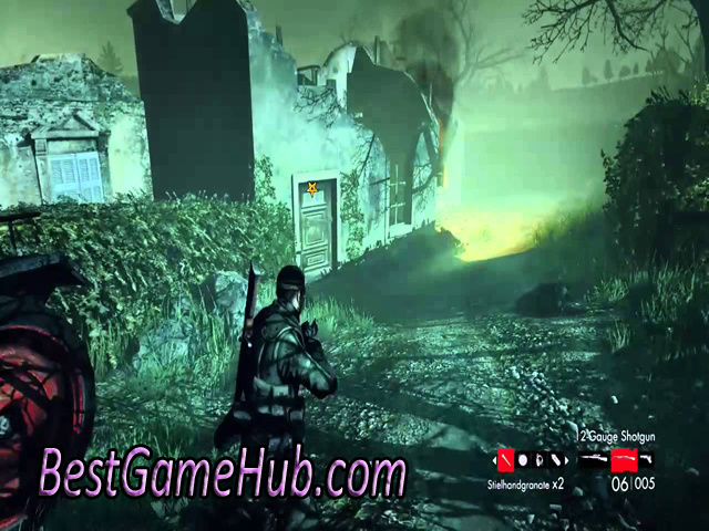Zombie Army Trilogy Full Version Game Download For PC
