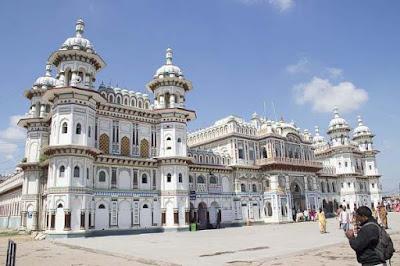 Janaki-Mandir-Janakpur,Nepal,Top_Tourist_places,nepal_kathmandu_tourist_places.jpg