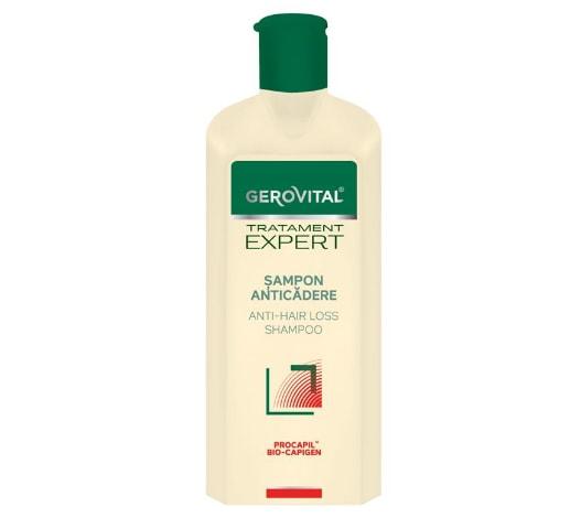 Șampon anticădere 400 ml Gerovital Tratament Expert