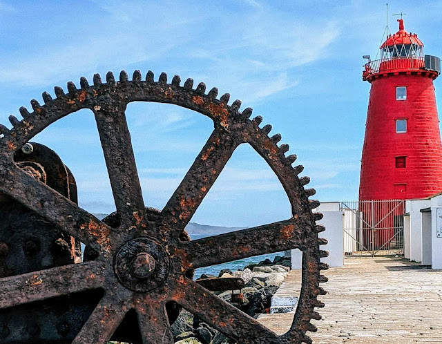 Hidden Gems Dublin: Poolbeg Lighthouse