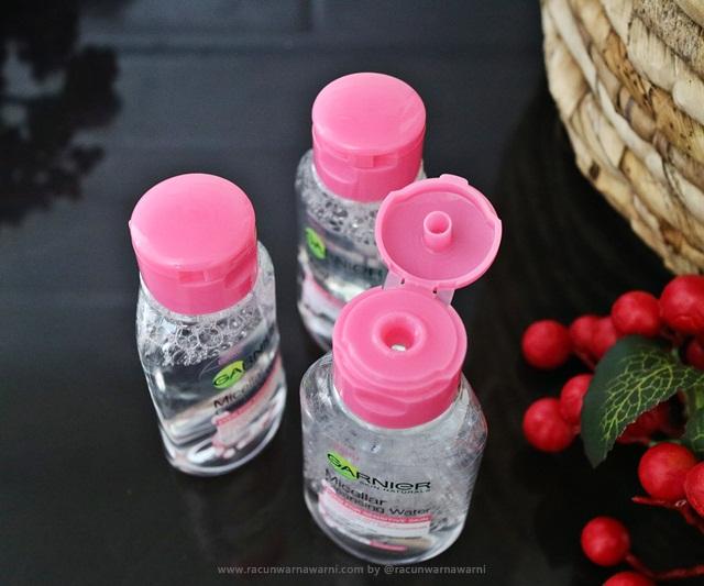garnier micellar water mini praktis