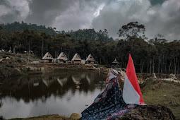Lokasi dan Fasilitas Wisata Lembah Rembulan Desa Rembul Kecamatan Bojong