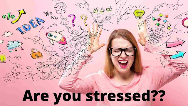 handle stres