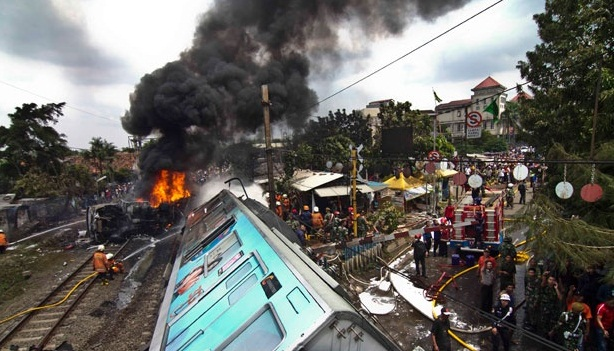 Sejarah Tragedi Bintaro 1987