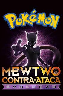 Pokémon: Mewtwo Contra-Ataca - Evolução - HDRip Dual Áudio