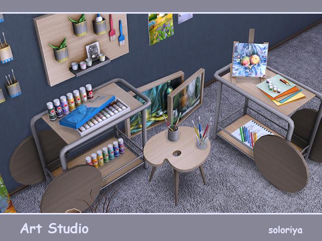 Sims 4, для Sims 4, наборы для Sims 4, декор для Sims 4, объекты для Sims 4, художественная мастерская для Sims 4, оформление комнаты художника для Sims 4, комната художника для Sims 4, декор для комнаты художника для Sims 4, художественные принадлежности для Sims 4, инвентарь художника для Sims 4, для художников в Sims 4, рисование в Sims 4, для рисования в Sims 4, увлечения в Sims 4, мольберт, кисти, краски, картины, все для художника,