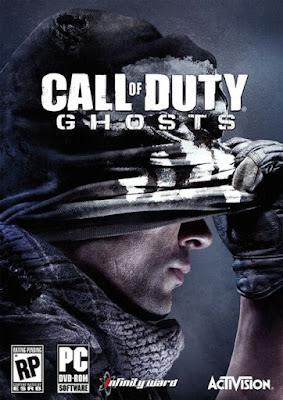 Capa do Call of Duty: Ghosts