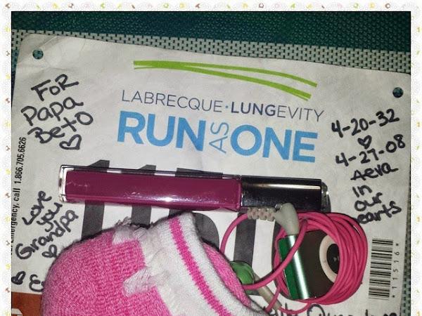 Run As One Race Recap
