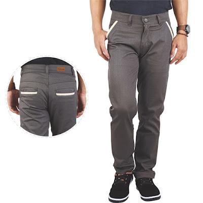 Celana Panjang Katun Pria NJ 914