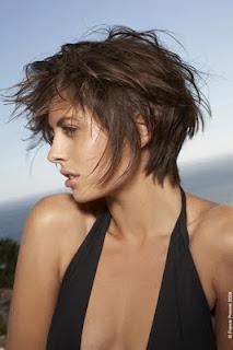 Modeles De Coiffure Cheveux Courts Degrades