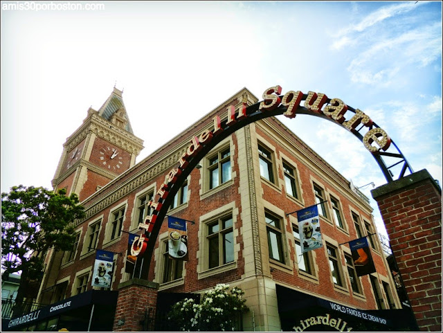 Ghirardelli: La Plaza del Chocolate en San Francisco