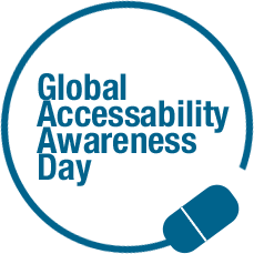 Global Accessibility Awareness Day - May 17, 2018