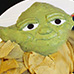 Star Wars Yoda Avocado Party Dip