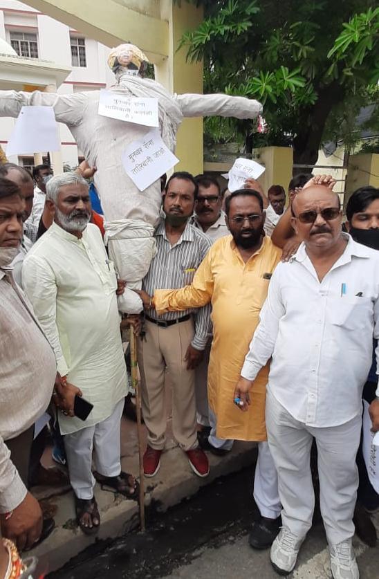 मुनव्वर राना के खिलाफ वाल्मीकि समाज का आन्दोलन जारी रहेगा:- राम सिंह वाल्मीकि