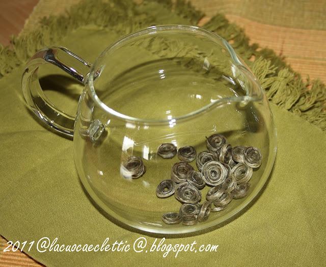 Tè bianco Bai Yu Huan