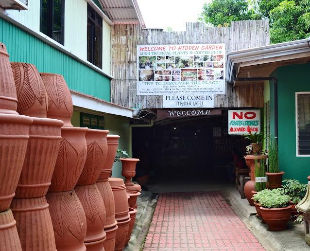 Hidden Garden of Vigan - Vigan City, Ilocos Sur