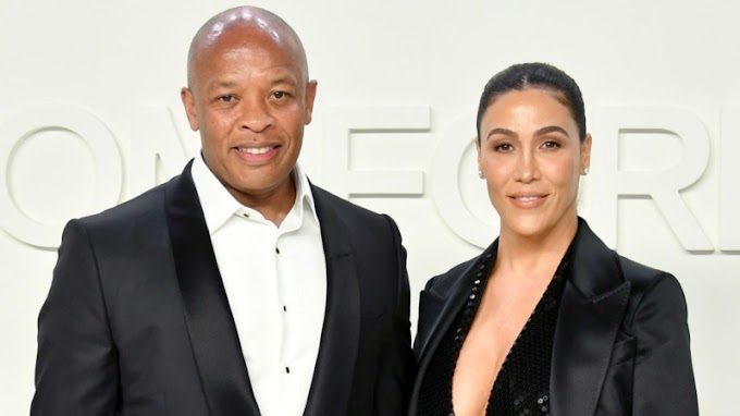 Dr Dre's Wife of 24 Years, Nicole Young Reportedly Files For Divorce