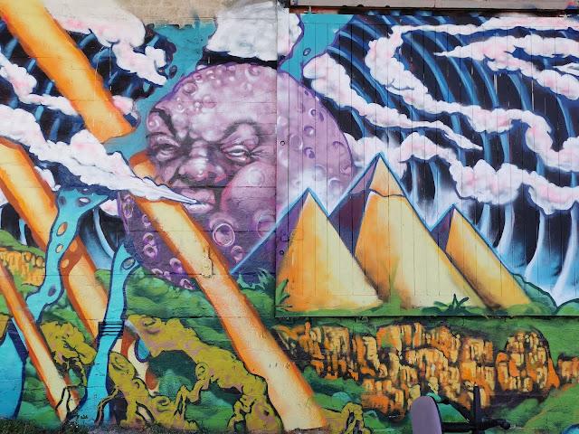 Katoomba Street Art | Creon