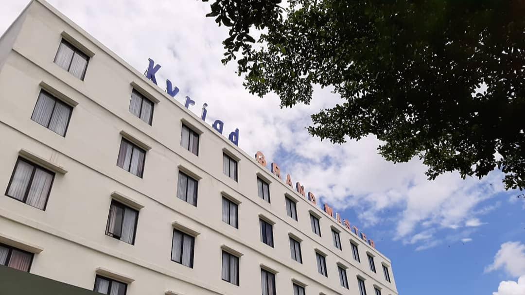 Kyriad Grand Master Hotel