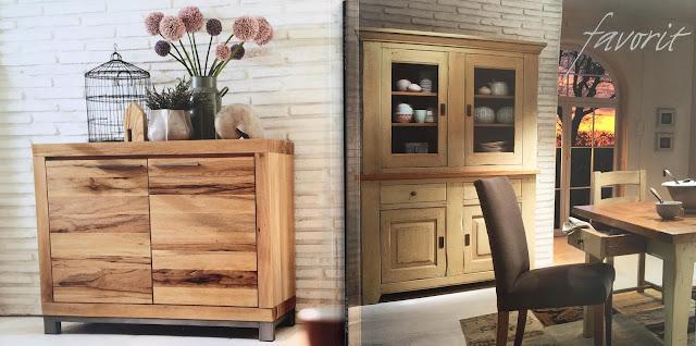 Möbel, Massivholz Möbel, wohnen, einrichten, Katalog, Favorit Service, Layout,