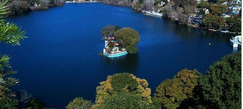 Bhimtal Lake Nainital