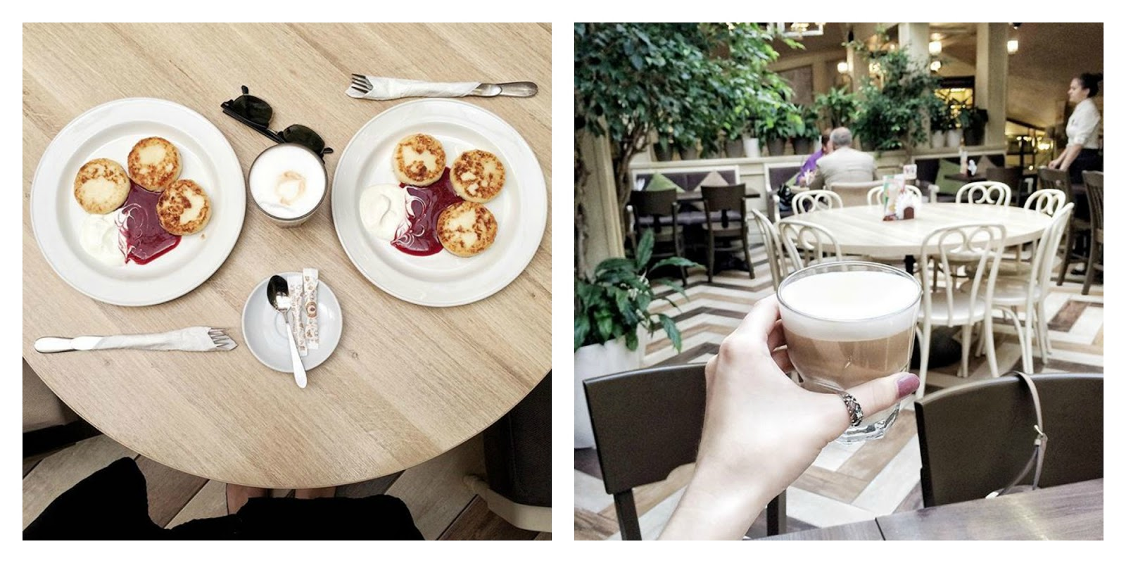 Shokoladnitsa Cafe | Moscow