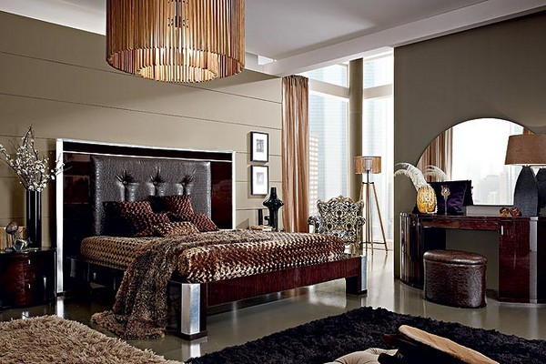 dormitorios matrimoniales elegantes dormitorios con estilo. Black Bedroom Furniture Sets. Home Design Ideas