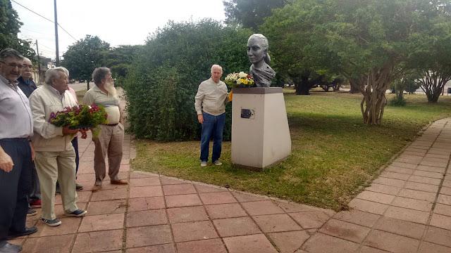 El peronismo de Monte Maíz, unido celebró el Día de la Lealtad